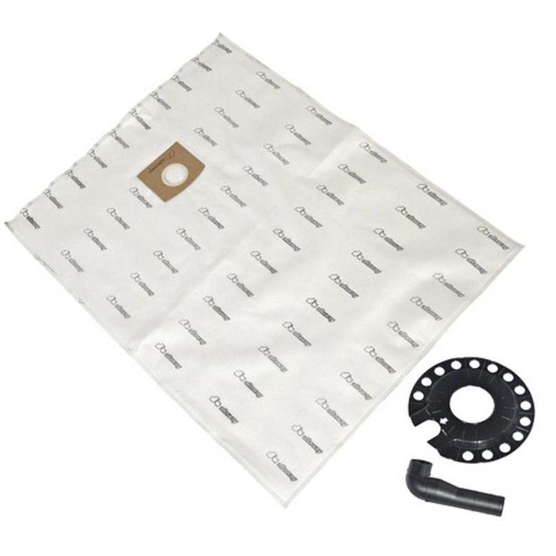 adapterkit för dammpåse, passar nyare maskiner i PM,BA och DV serierna