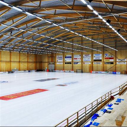 Byggkomponenter Sporthallar
