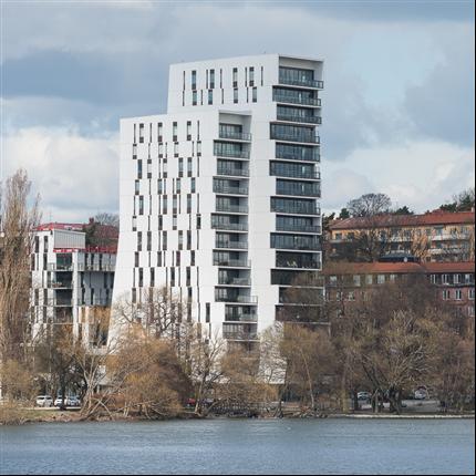 Strängbetong Bostadshus, Alviks Torn