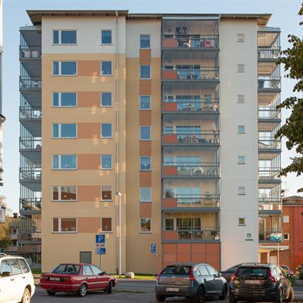 Strängbetong Bostadshus, Färjevägen Sundsvall