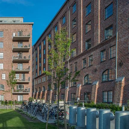 Strängbetong Bostadshus, Magasinet Göteborg