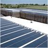 Installation av solceller på Derbigum Brite