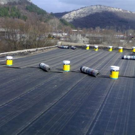 Derbigum SP tätskikt för platta tak