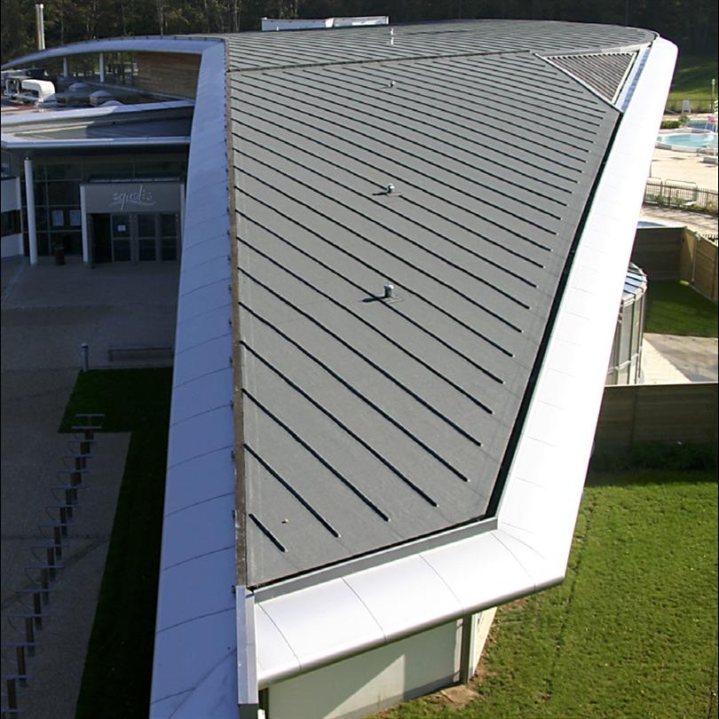 Derbicolor FR tätskikt för platta tak