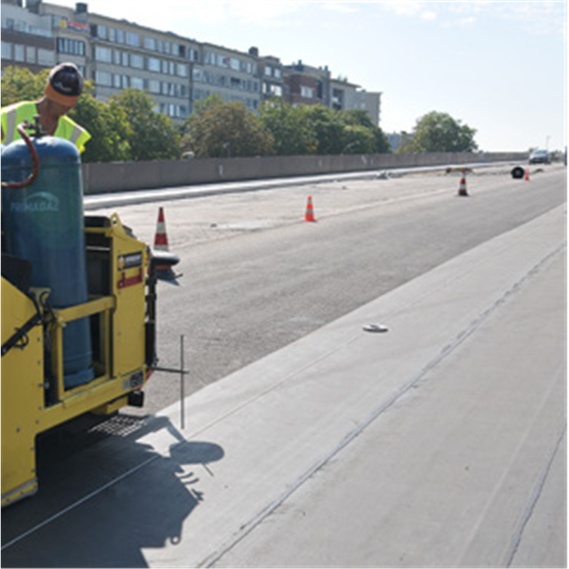 Derbigum GC tätskikt för broar och vägar