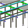Iso Floor Seismic installationsgolv