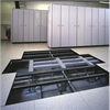Seismic Floor installationsgolv, Island