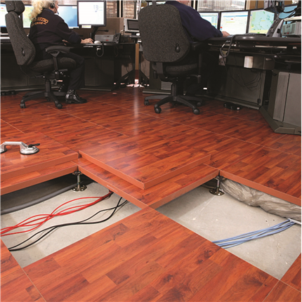 Tech Floor installationsgolv