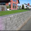 Keystone Country Manor dubbelsidig mursten för fristående murar