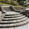 Keystone Country Manor mursten för trappor
