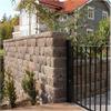 Keystone Country Manor stödmur