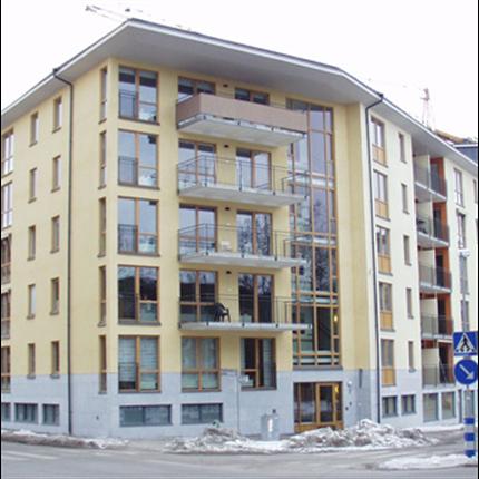 Heda balkong- och loftgångselement
