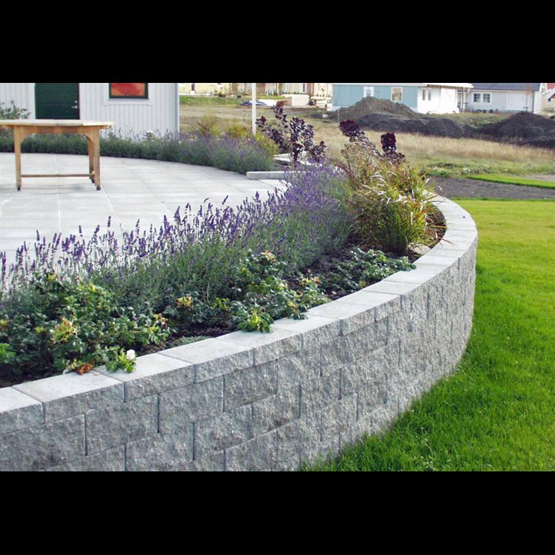 Keystone Garden Wall