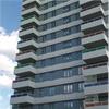 Alnova Adapt balkongräcken vita