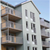 Alnova Classic balkongräcken