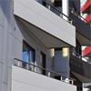 Alnova Disc balkongräcken