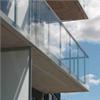 Alnova Free Clear balkongräcke