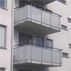 Alnova Nova Opal balkongräcken