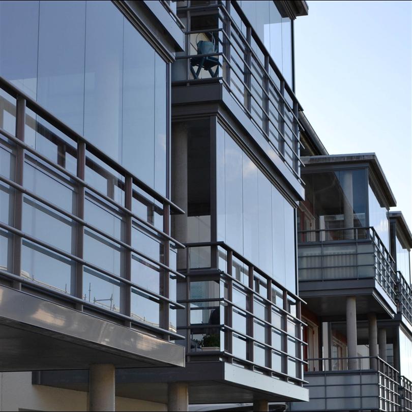 Alnova Balkongsystem Miljö Novaline