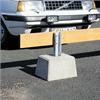 ATA Trafipark med betongfot