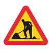 ATA Varningsmärke, A20 Varning för vägarbete