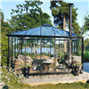 Willab Garden Pyrola 4 / 5 växthus