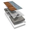 LK Golvvärmelist 16/20 - förläggning i betong