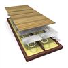 LK Bjälklagsplåt - förläggning i träbjälklag