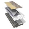 LK Spårskiva EPS 16 - förläggning på bärande golv