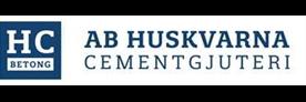 Huskvarna Cementgjuteri logotyp