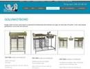 Fast golvskötbord på webbplats