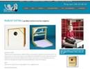 Robust Extra skötbord på webbplats