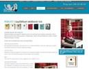 Robust skötbord på webbplats