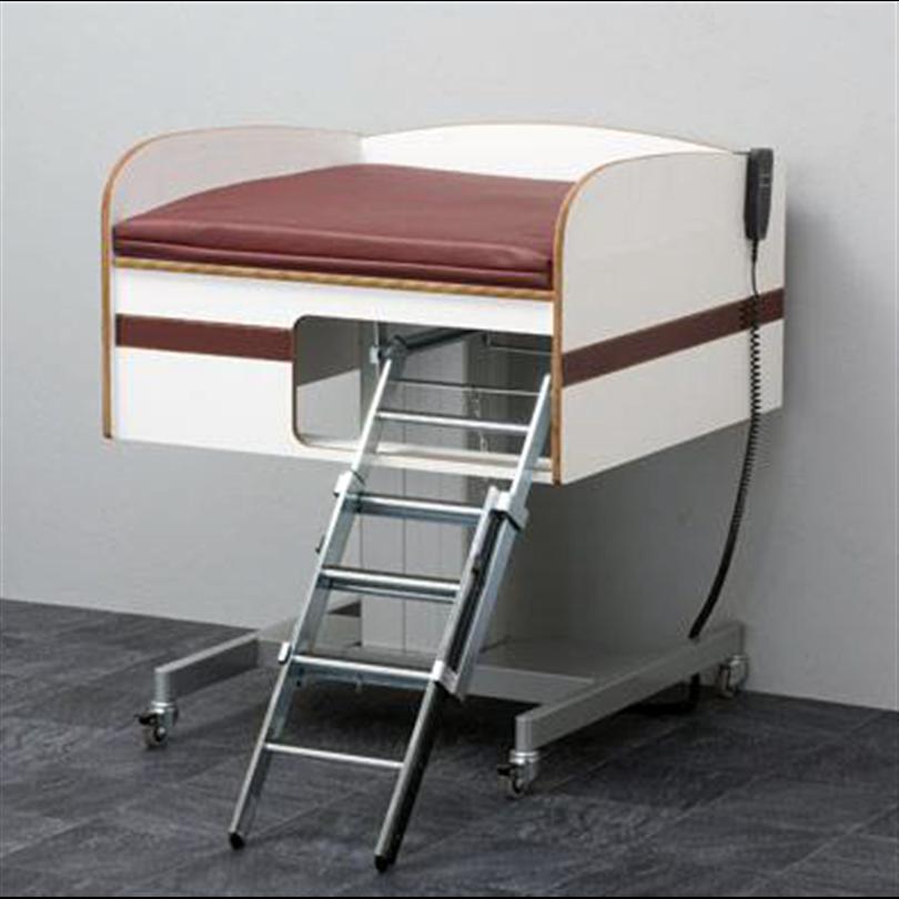Flex 3000 golvstående, höj- och sänkbart skötbord