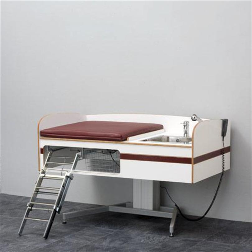 Skötbordsspecialisten Eldrivet golvskötbord Flex 5000