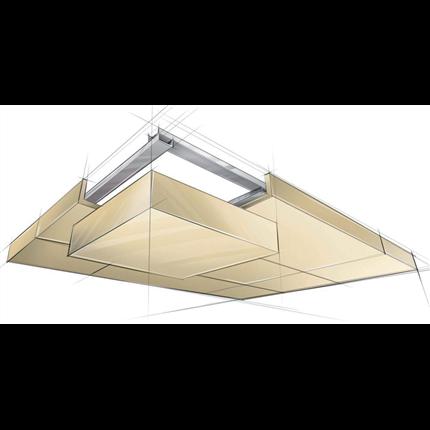 heradesign ceiling raft akustikskivor knauf amf gmbh. Black Bedroom Furniture Sets. Home Design Ideas