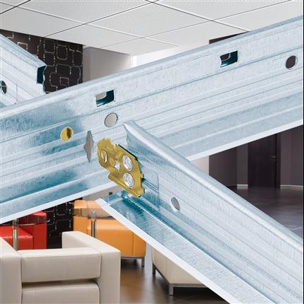 Bärverksystem, utan synliga stålkanter