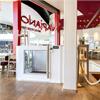 Kalea A4 Primo Plattformshiss, på en restaurang i Stockholm