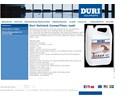 Duri CompoTitan golvlack på webbplats