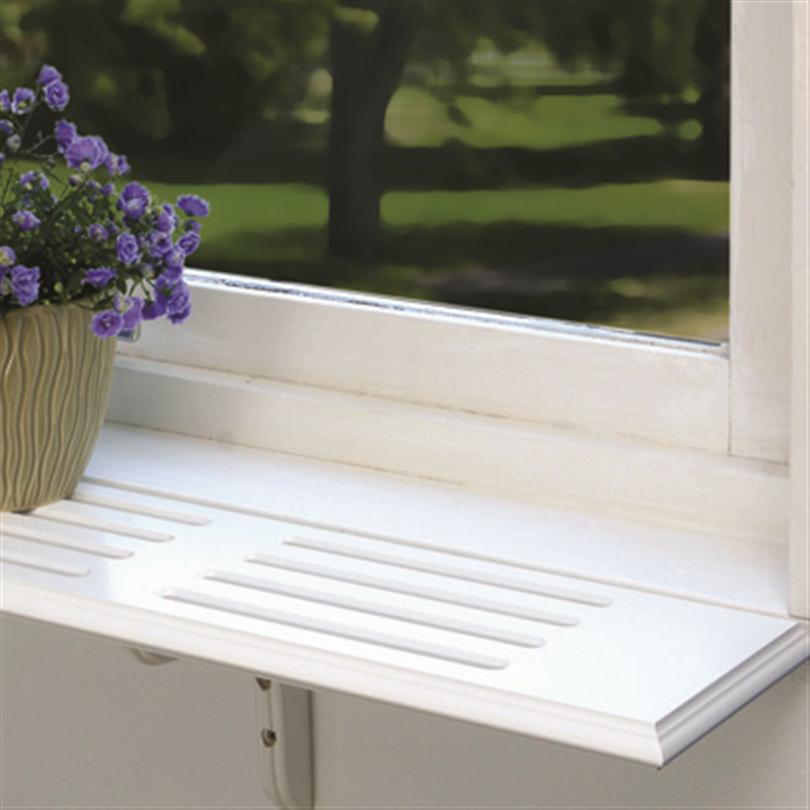 Duri fönsterbänkar; Knippla