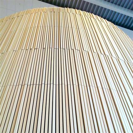 Gustafs Linear System vägg- och takbeklädnad