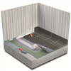 ARDEX System för stegljudsreduktion upp till 19 dB