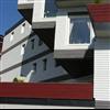 Marmoroc Baltic fasadsten på ventilerad fasad