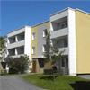 Marmoroc Baltic fasadsten, Bostäder, Umeå