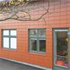 Marmoroc Brick fasadsystem, Förskola, Stockholm