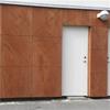 Marmoroc Composite fasadskiva, Mönstersågade