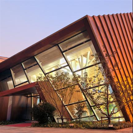Marmoroc Parklex fasadskiva
