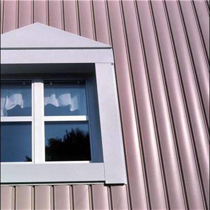 Marmoroc Snaploc fasadpanel och kassetter