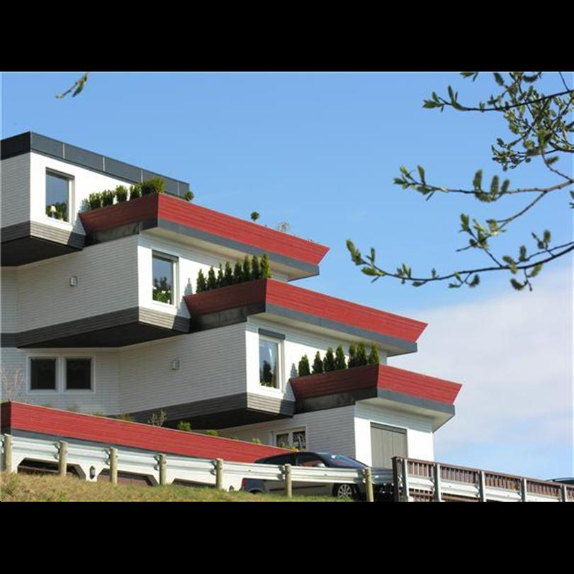 Baltic fasadsten