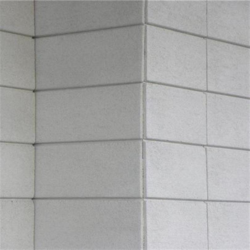 Marmoroc Nordic fasadsystem, Ytter- och innerhörn